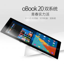 ONDA oBook20 Dual 4G 64GB  Intel Atom X5-Z8300 IPS液晶 BT搭載