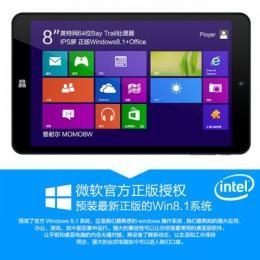 Ployer MOMO8W 2GB Intel  Z3735F クアッドコア 1.3GHz IPS液晶 BT搭載  Windows8.1