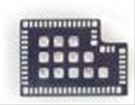 iPhone4用MIFI integrated circuit