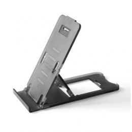 折りたたみ式5段階調整可能!超薄型タブレットPCデスクトップスタンド