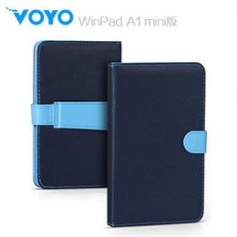 Voyo WinPad A1 mini専用キーボード付ケース