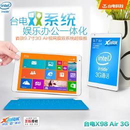 Teclast X98 Air 3G DualOS 64GB Intel Z3736F クアッドコア(2.16GHz) IPS液晶 BT搭載