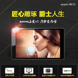 AOSON M812 16GB Android5.1 IPS液晶 BT搭載