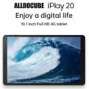 Cube iPlay20 1920x1200 IPS ROM 64GB RAM 4GB 11ac 5GHz Android 10