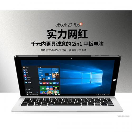 ONDA oBook20 Plus 8350モデル FHD DualOS(Android) Quad-Core 4GB 64GB 10.1インチ BT搭載