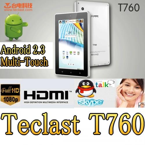 Teclast T760 Android 4.0