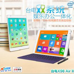 Teclast X98 Air2 DualOS Intel Z3736F クアッドコア(2.16GHz) IPS液晶 BT搭載